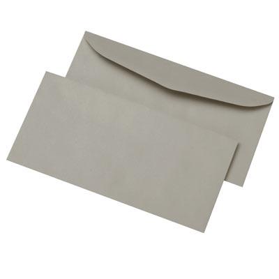 Briefumschläge C6/5, gummiert, ohne Fenster, 80g/m², recycled